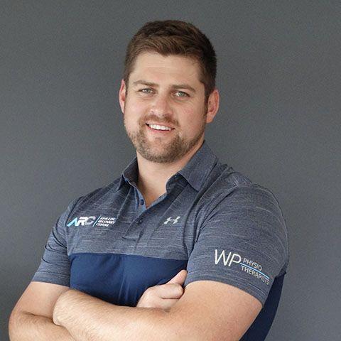 Wimpie van der Meijden - Physiotherapist - WP Physio