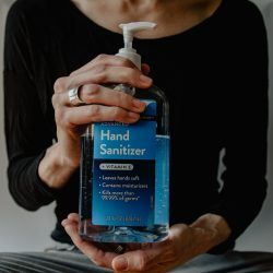 WP Physio | Hand Sanitiser