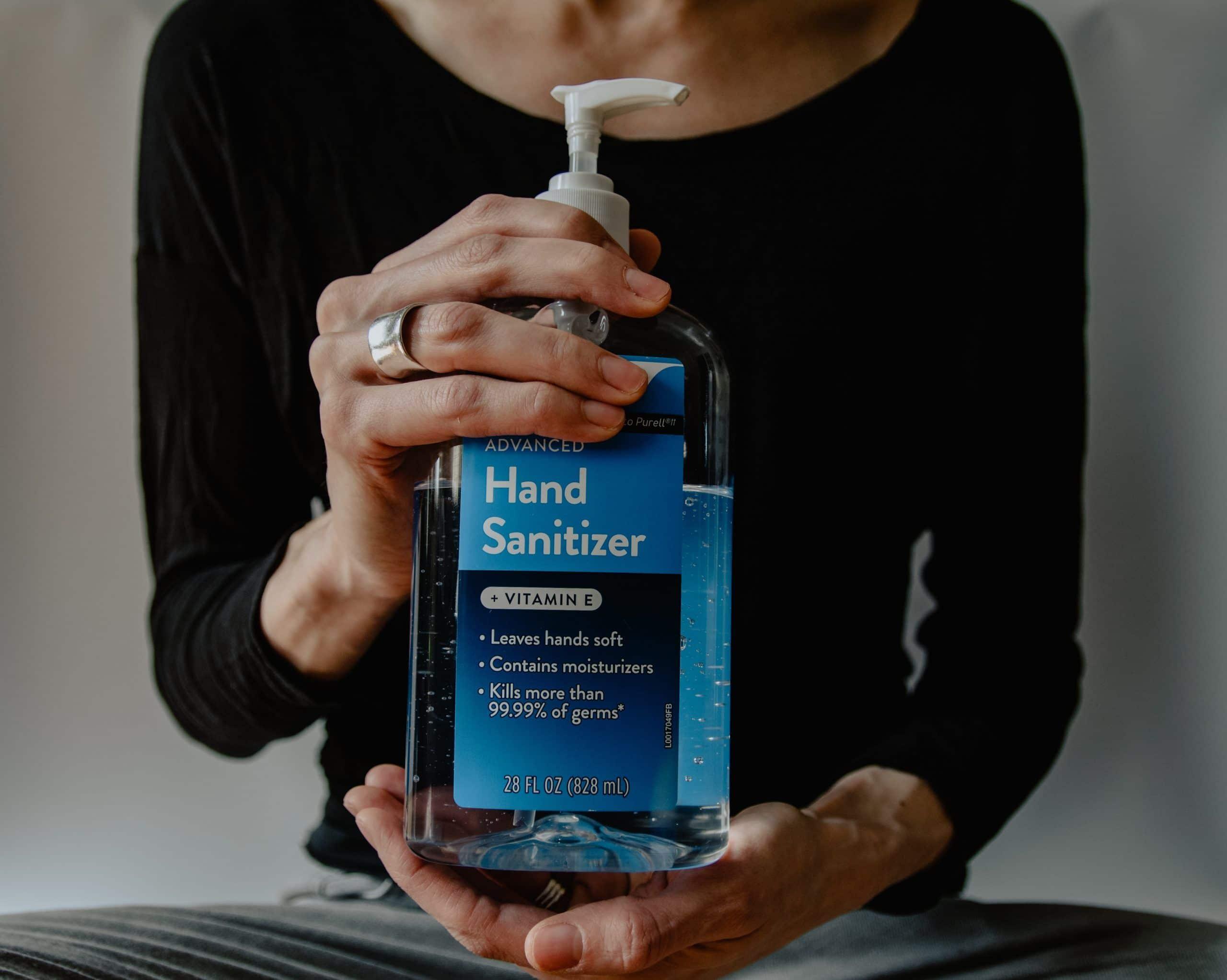 WP Physio | Hand Sanitiser