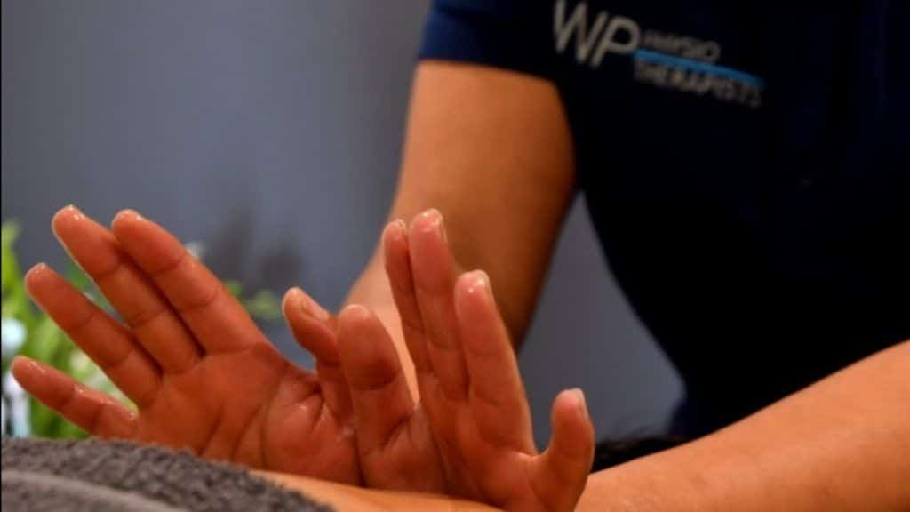 WP Physio - Sports Massage