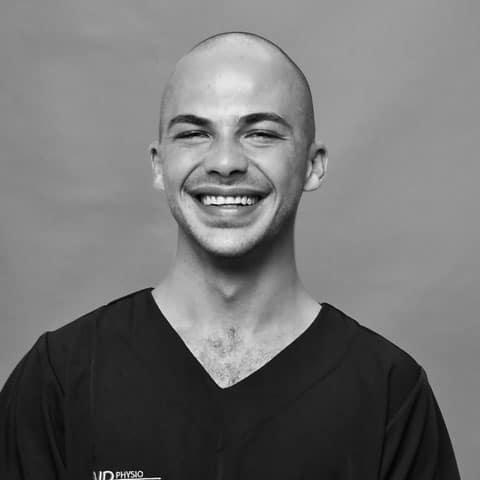 Ethan Marais - Physiotherapist WP Physios@Home